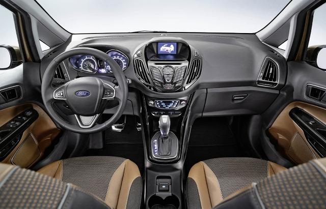 zdjęcie Ford B-MAX