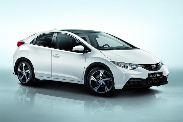 zdjęcie Honda Civic Aero Pack