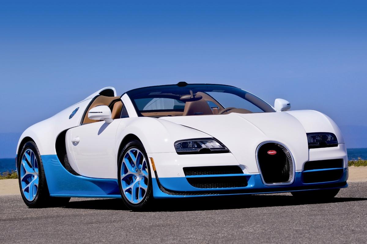 bugatti veyron 16 4 grand sport vitesse w akcji. Black Bedroom Furniture Sets. Home Design Ideas