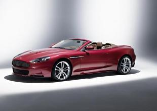 Aston Martin DBS (2007 - teraz) Kabriolet