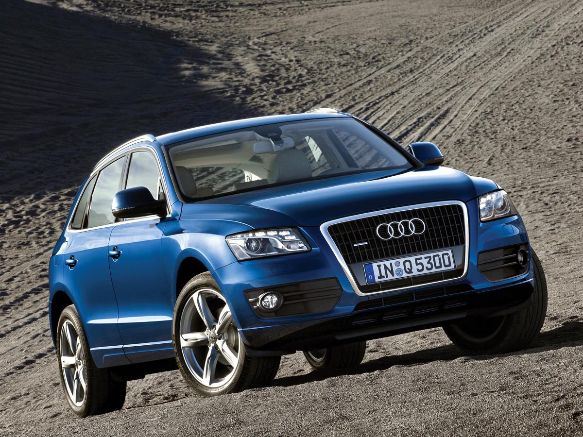 Używane Audi Q5 Zalety Wady I Typowe Usterki