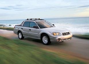 Subaru Baja I (2002 - 2006) Pickup