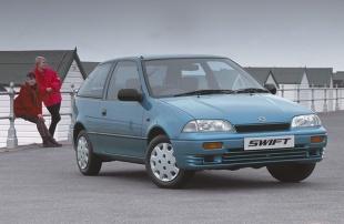 Suzuki Swift II (1989 - 1996) Hatchback