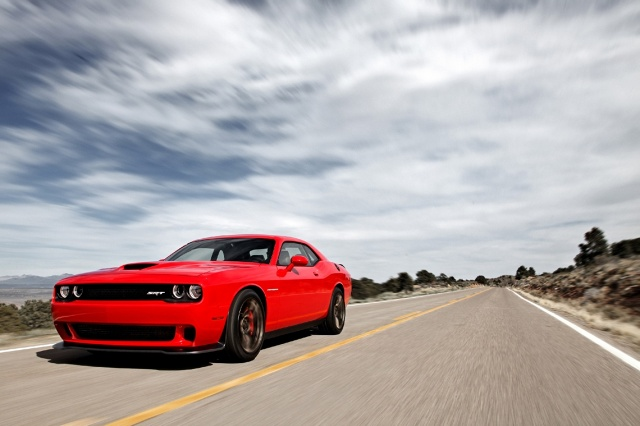 Dodge Challenger SRT 2015 / Fot. Dodge