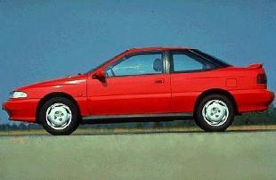 Hyundai S-Coupe (1990 - 1996) Coupe