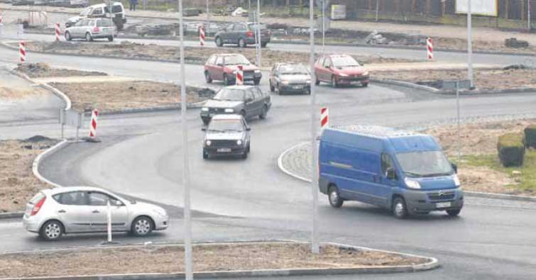 Ulica Gdańska w Koszalinie znów do poprawki