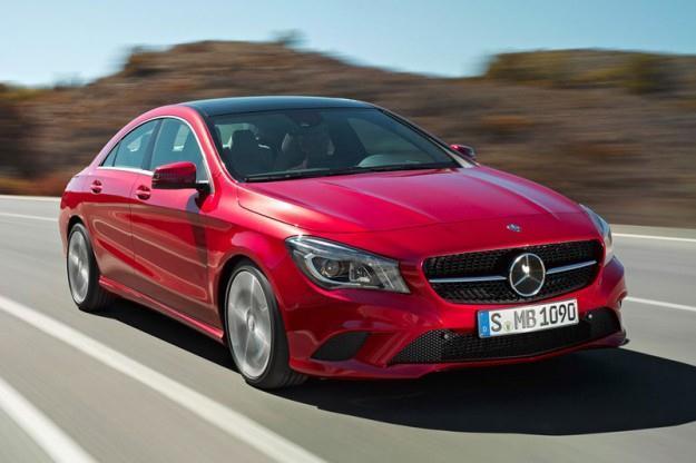 Mercedes-Benz CLA / Fot. Mercedes-Benz