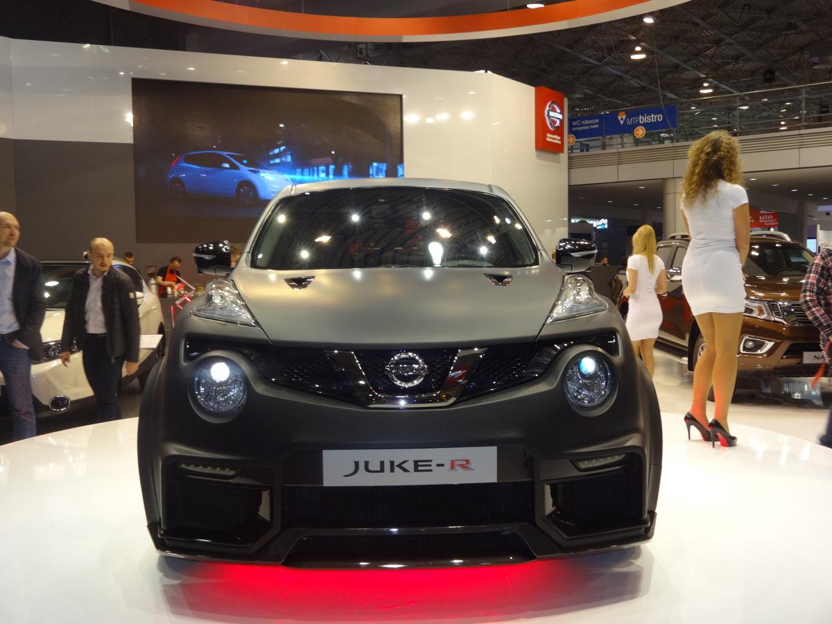 Nissan Juke‑R 2.0 / Fot. Tomasz Szmandra