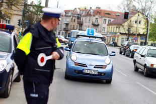 Kodeks drogowy 2019. Prawo jazdy. Czy kursant może zostać ukarany mandatem?
