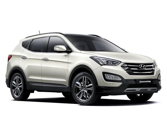 zdjęcie Hyundai Santa Fe 2012