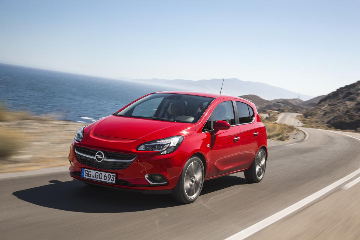 Opel (wraz z marką Vauxhall w Wielkiej Brytanii) osiągnął najlepsze wyniki sprzedaży od 4 lat, mimo strategicznego wycofania się z rynku rosyjskiego / Fot. Opel