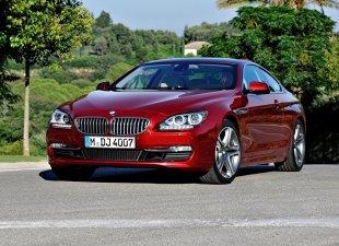 BMW SERIA 6 III (F06/F12/F13) (2011 - teraz) Coupe [F13]