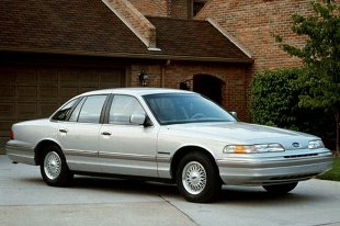 Ford Crown Victoria I (1992 - 1997) Sedan