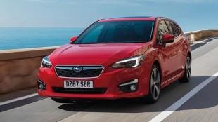 Subaru Impreza V. Znamy ceny