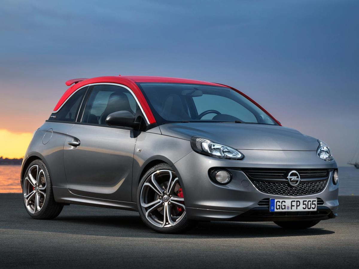 Opel Adam S / Fot. Opel Adam