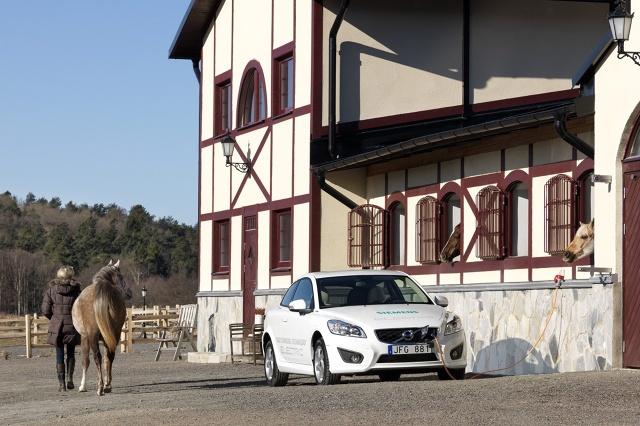 zdjęcie Volvo C30 EV II