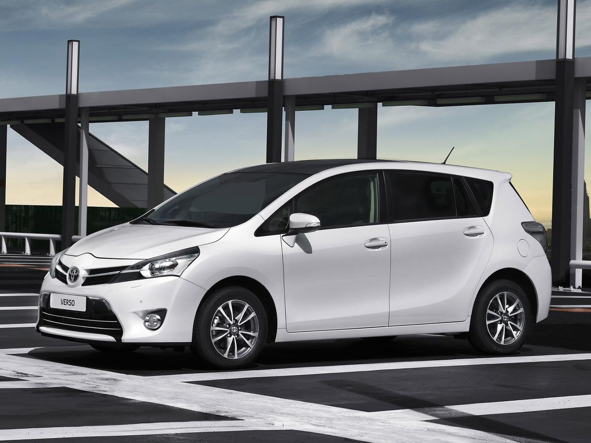 Toyota Verso / Fot. Toyota