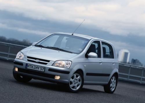 Hyundai Getz ma wymiary dobrze znanego Fiata Punto i zaczyna być autem rodzinnym.