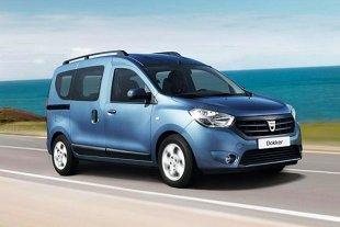 Dacia Dokker (2012 - teraz) Van