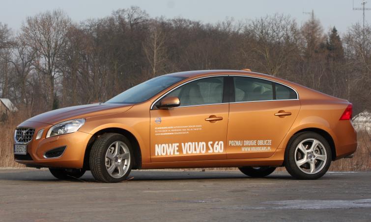 Testujemy: Volvo S60 D5 - bezpieczna dynamika