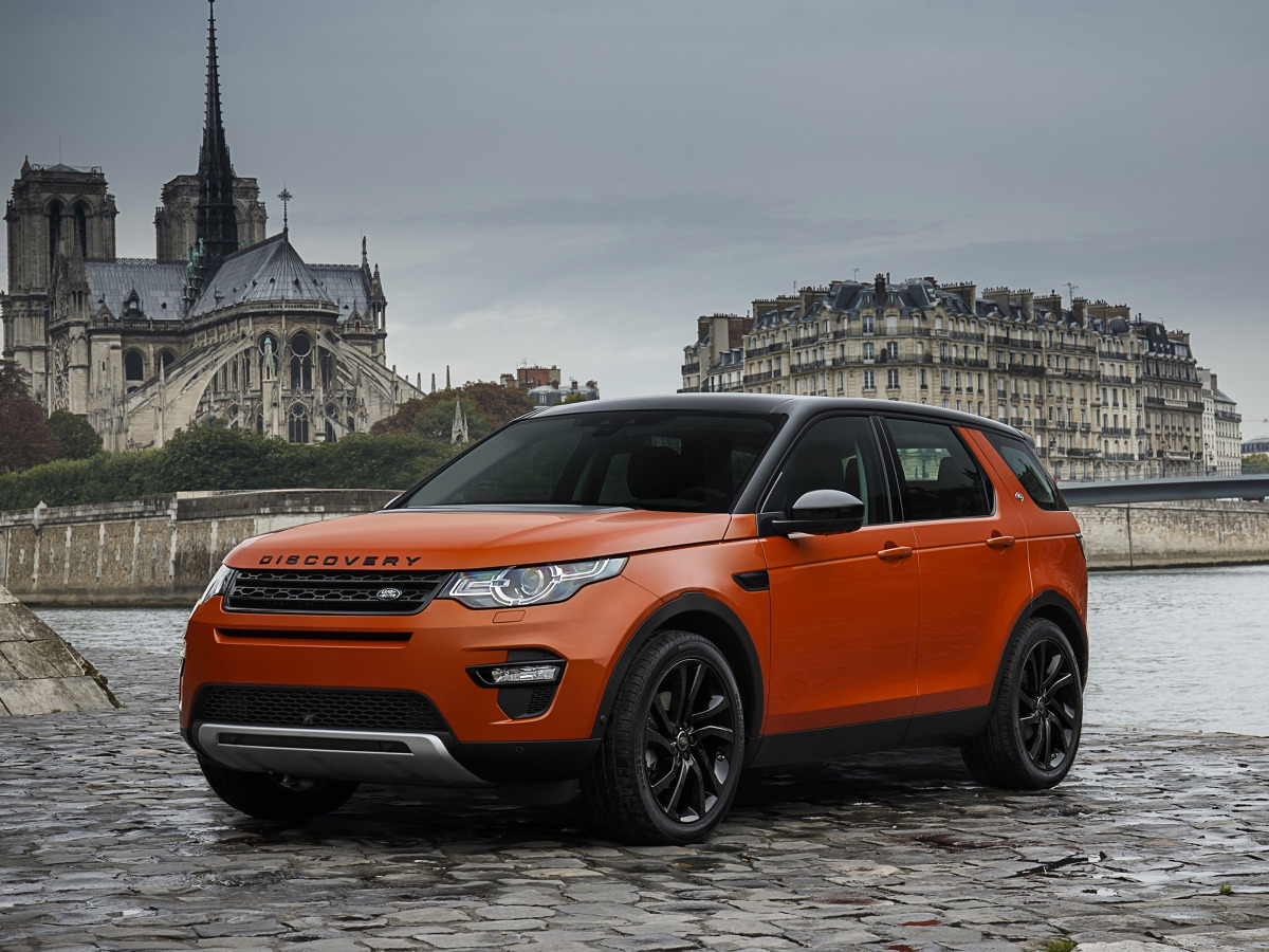 land rover discovery sport ceny w polsce. Black Bedroom Furniture Sets. Home Design Ideas