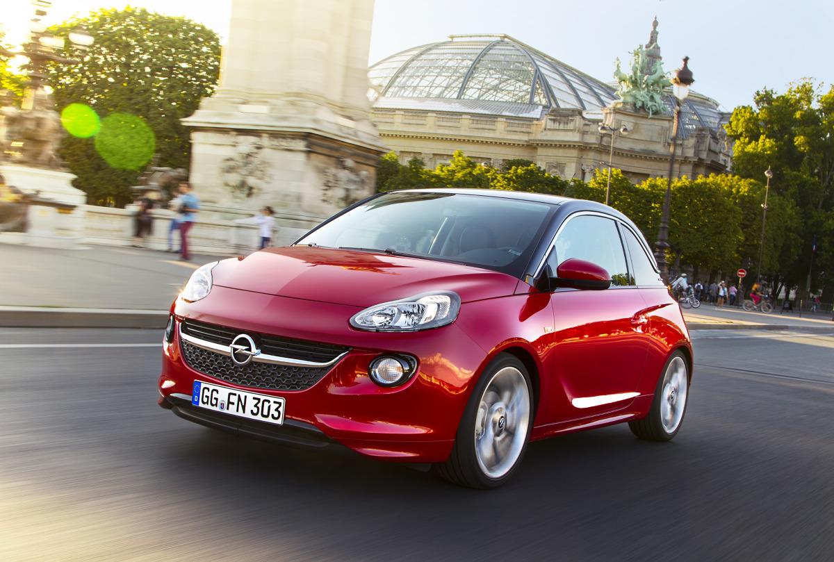 Opel Adam / Fot. Opel