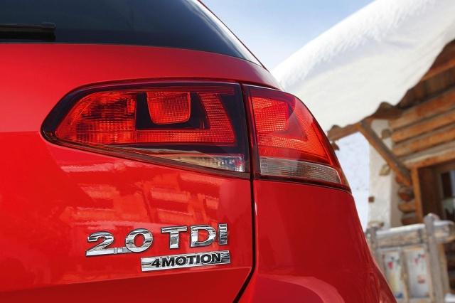 zdjęcie Volkswagen Golf VII 4Motion