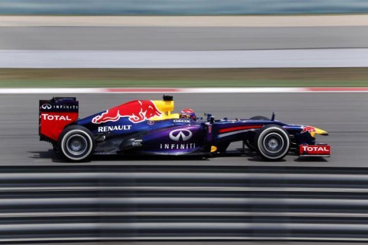 GP Bahrajnu: Vettel odjeżdża konkurentom