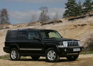 Jeep Commander (2005 - 2010) SUV