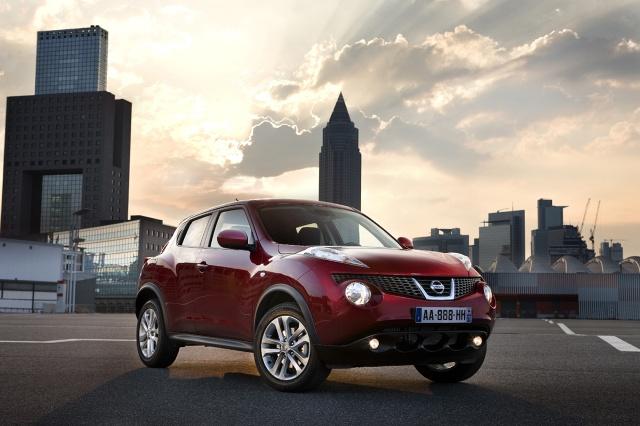 zdjęcie Nissan Juke