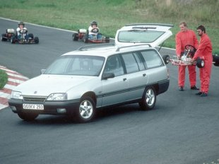 Opel Omega A (1986 - 1993) Kombi