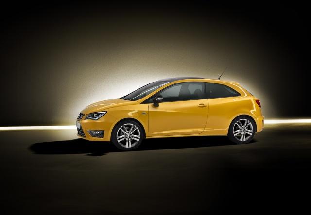 zdjęcie Seat Ibiza Cupra Concept