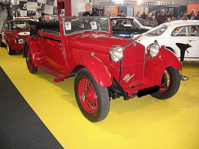 zdjęcie Alfa Romeo 6C 1900
