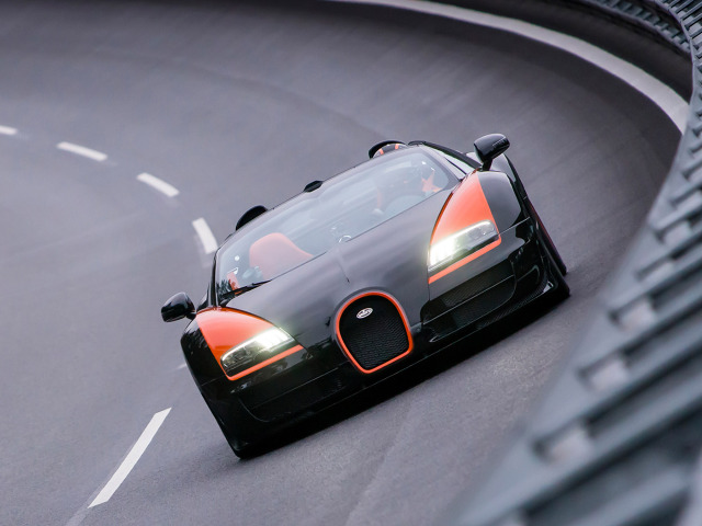 zdjęcie Bugatti Veyron Grand Sport Vitesse World Record Car