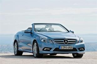 Mercedes-Benz Klasa E W212 (2009 - teraz) Kabriolet