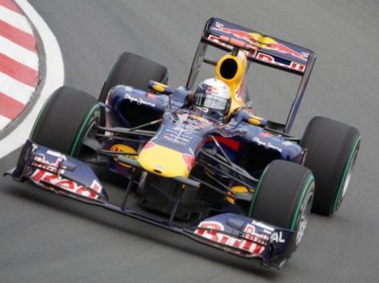Grand Prix Indii: Sebastian Vettel poza konkurencją