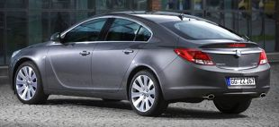 Opel Insignia (2008 - teraz) Hatchback