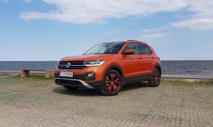 Volkswagen T-Cross. Nowy silnik w ofercie