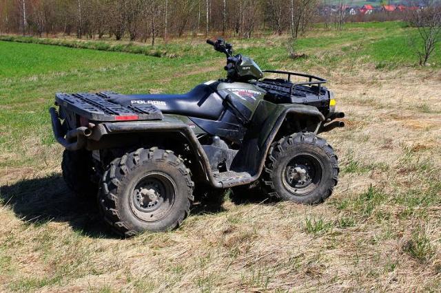 Testujemy: Polaris Sportsman 800 EFI - quad dla twardzieli