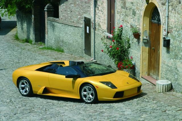 zdjęcie Lamborghini Murciélago