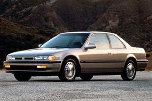 Honda Accord IV (1990 - 1993) Coupe