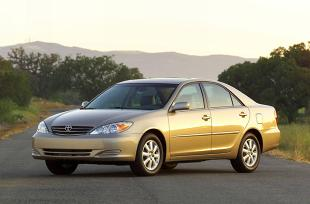 Toyota Camry V (2002 - 2006) Sedan
