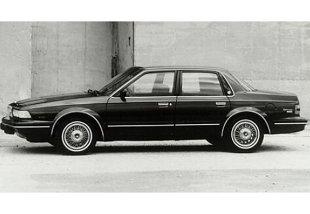 Buick Century V (1982 - 1996) Sedan