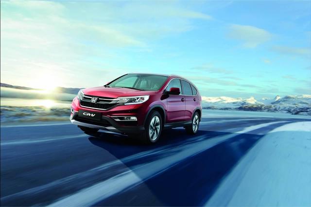 Honda CR-V / Fot. Honda