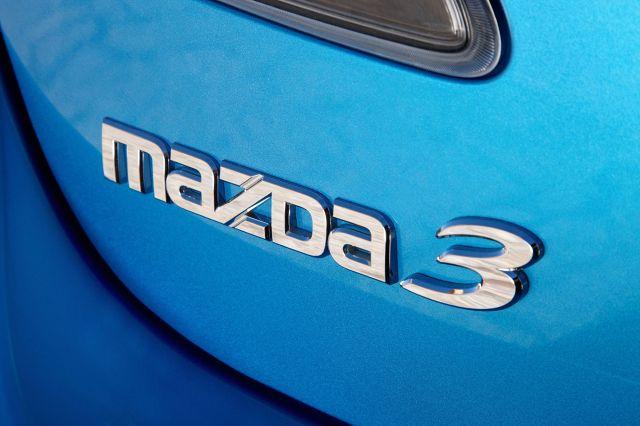 Mazda 3, Fot: Mazda