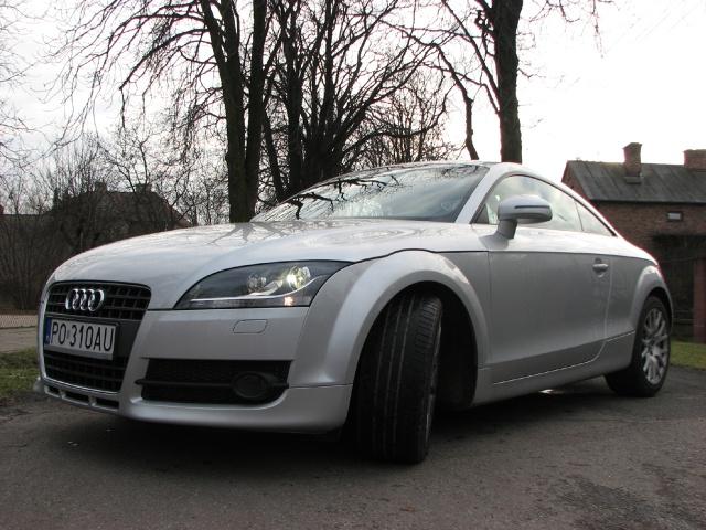 zdjęcie Audi TT 2,0 TFSI 200 KM