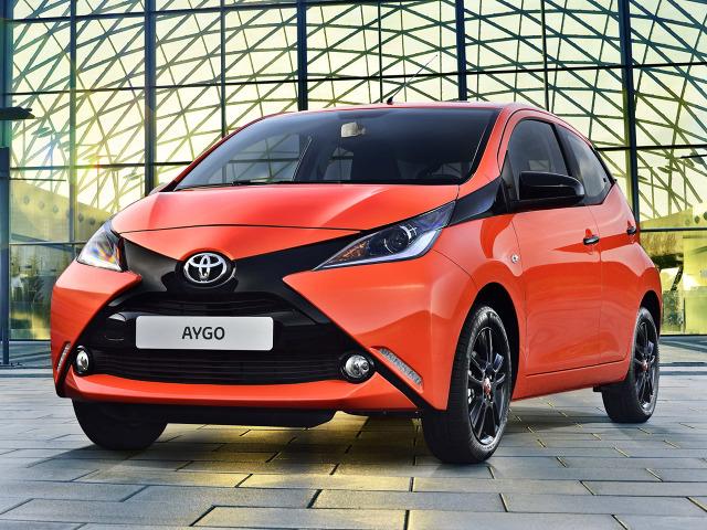 zdjęcie Toyota Aygo 1