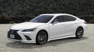 Lexus ES. Tuning, który widać i słychać