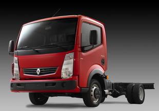 Renault Maxity (2007 - teraz) Podwozie