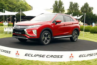 Mitsubishi Eclipse Cross. Rumak gotowy do biegu